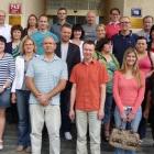 Naši lékaři se stále vzdělávají  - proběhl kurz sportovní medicíny Praha 2012